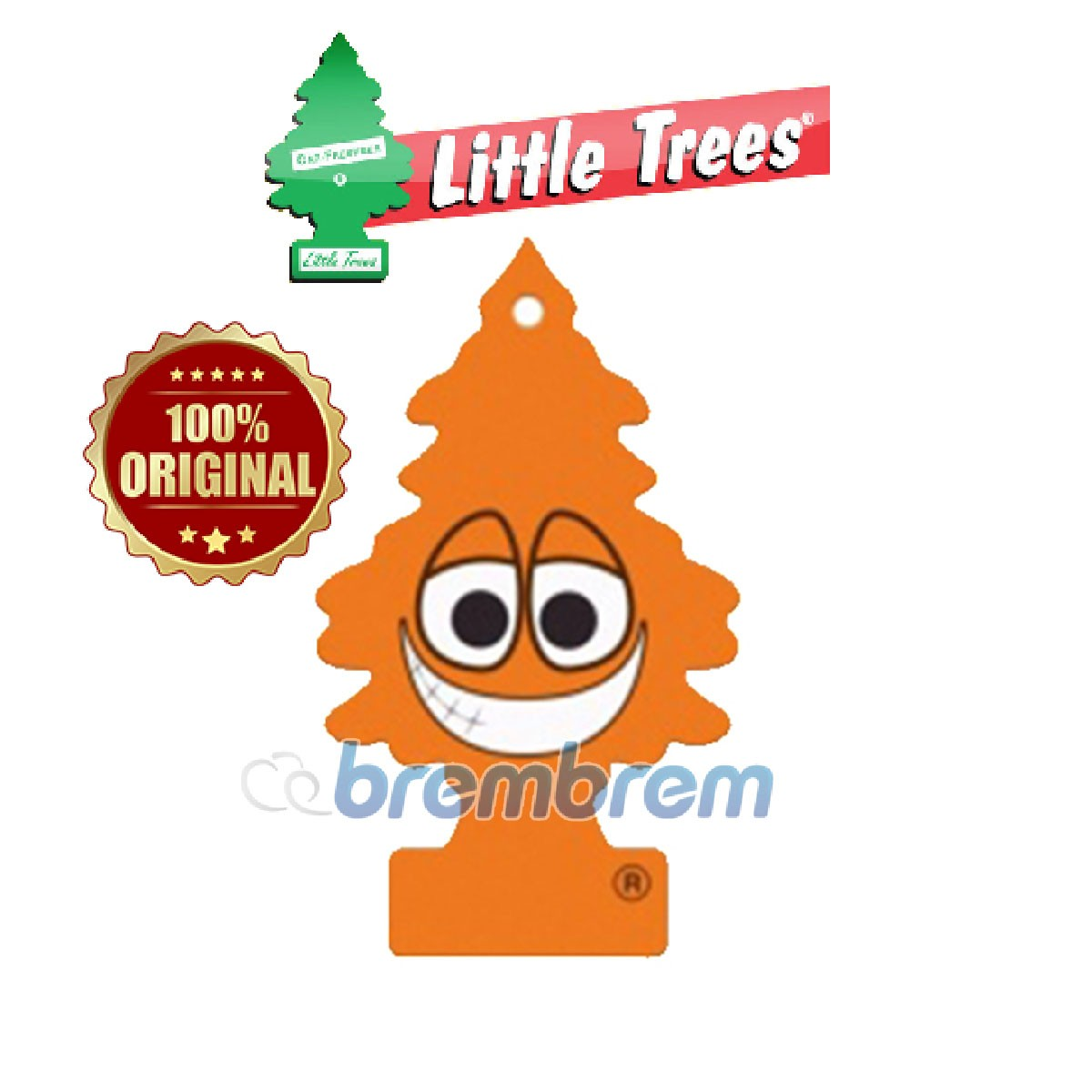LITTLE TREES SILLY CITRUS - PENGHARUM MOBIL
