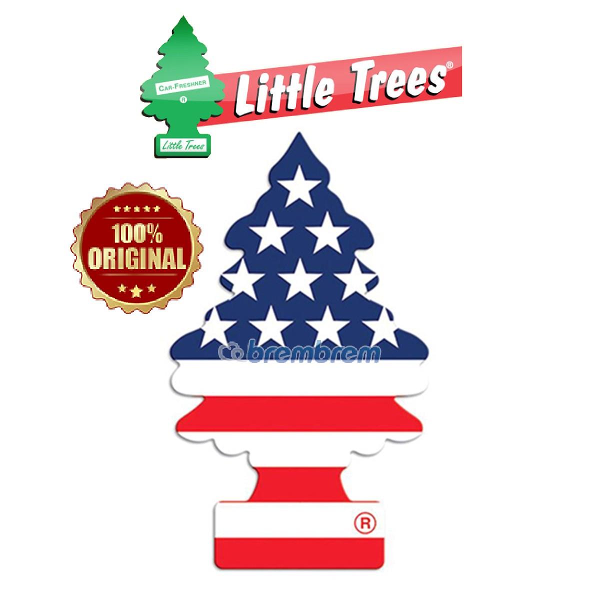 LITTLE TREES VANILA PRIDE - PENGHARUM MOBIL