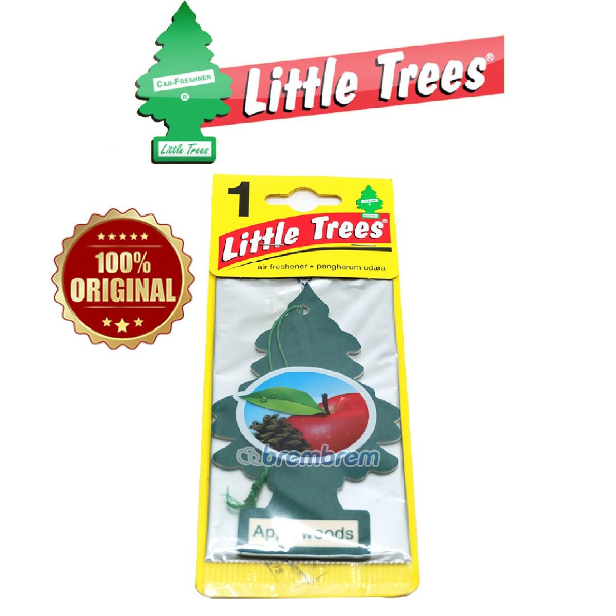 LITTLE TREES APPLE WOODS - PENGHARUM MOBIL