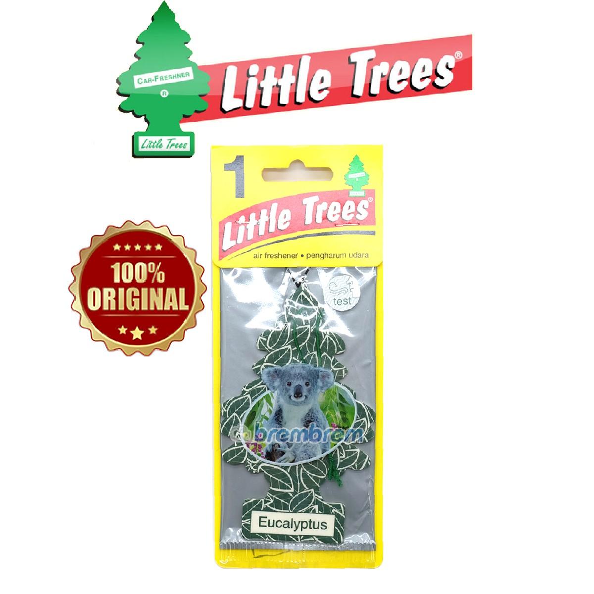 LITTLE TREES EUCALYPTUS - PENGHARUM MOBIL