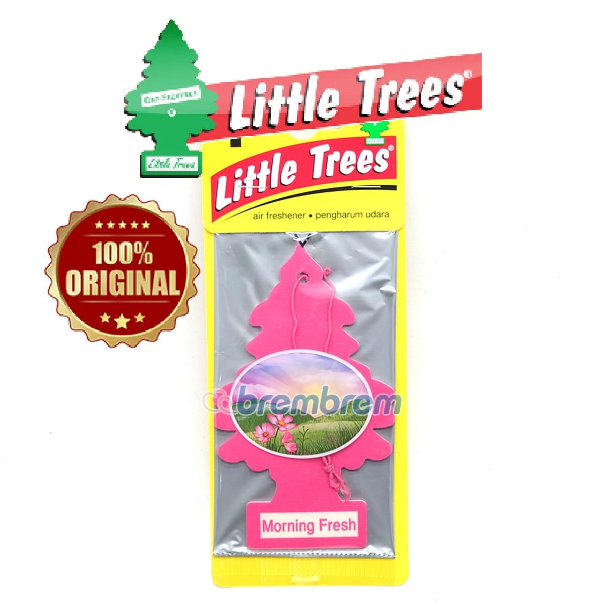 LITTLE TREES MORNIG FRESH - PENGHARUM MOBIL