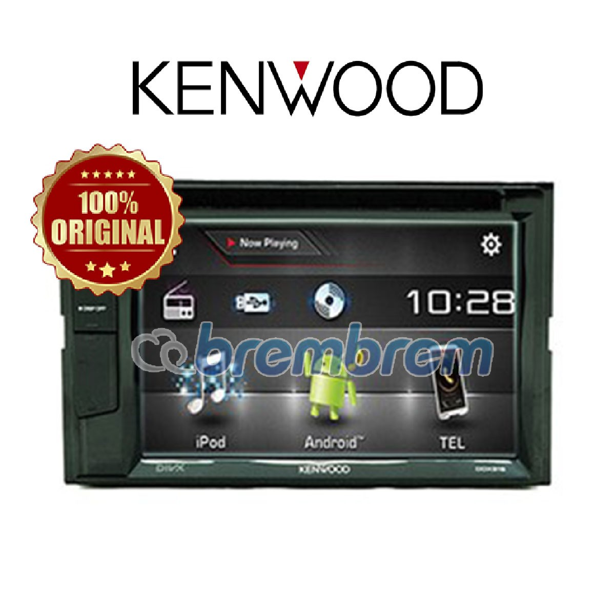 KENWOOD DDX316 - HEAD UNIT DOUBLE DIN