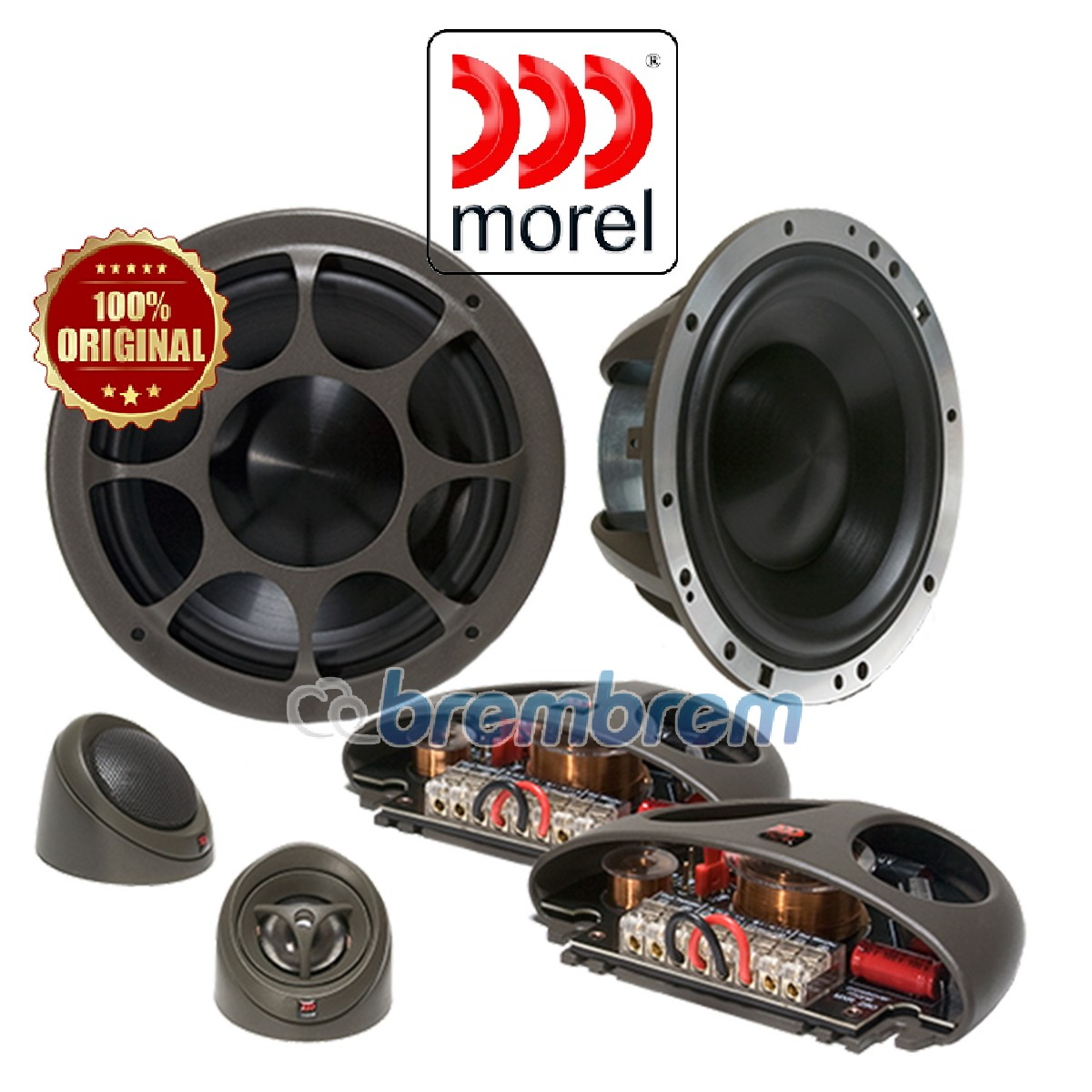 MOREL ELATE 602 - SPEAKER 2 WAY