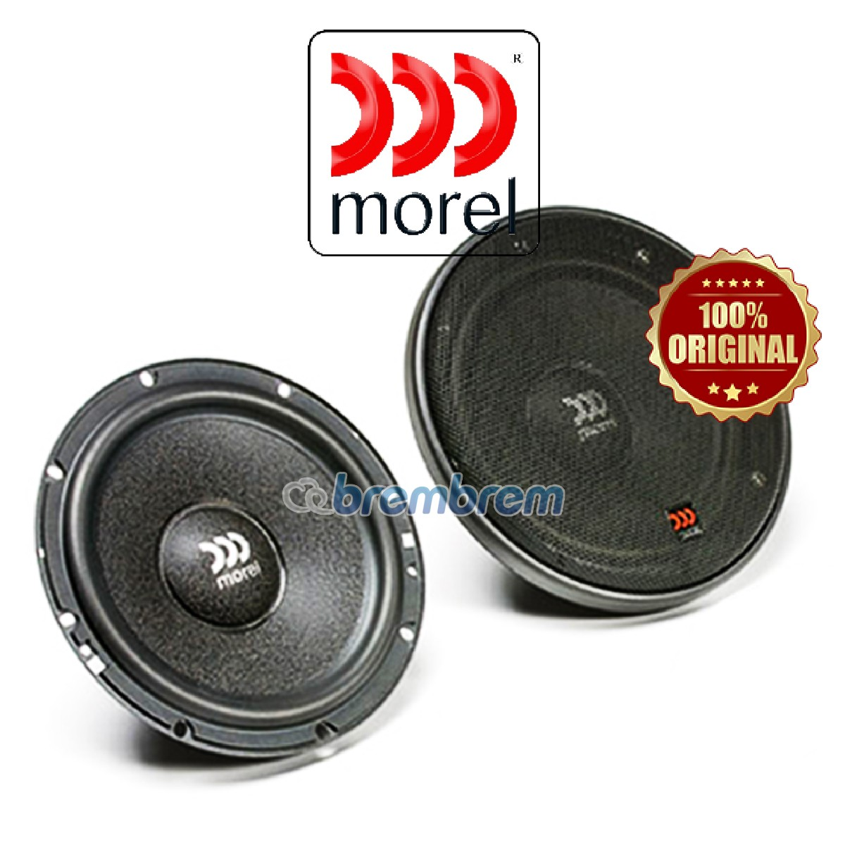 MOREL MAXIMO - SPEAKER 2 WAY