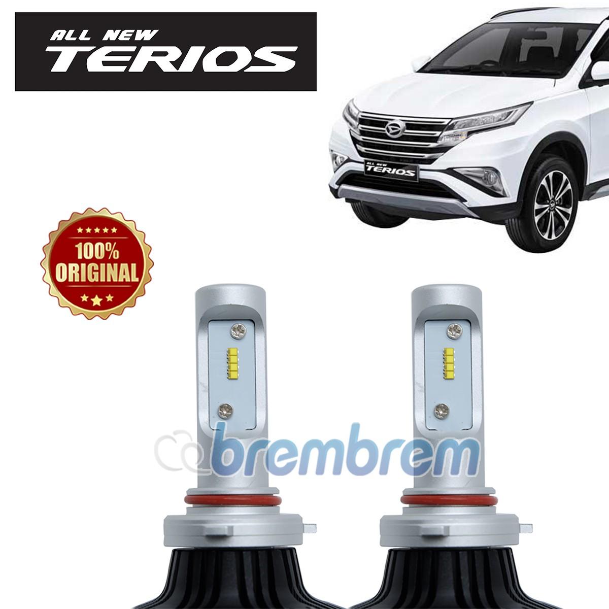 HIRO i-PRECISION H11 DUAL COLOR - LAMPU LED MOBIL DAIHATSU ALL NEW TERIOS