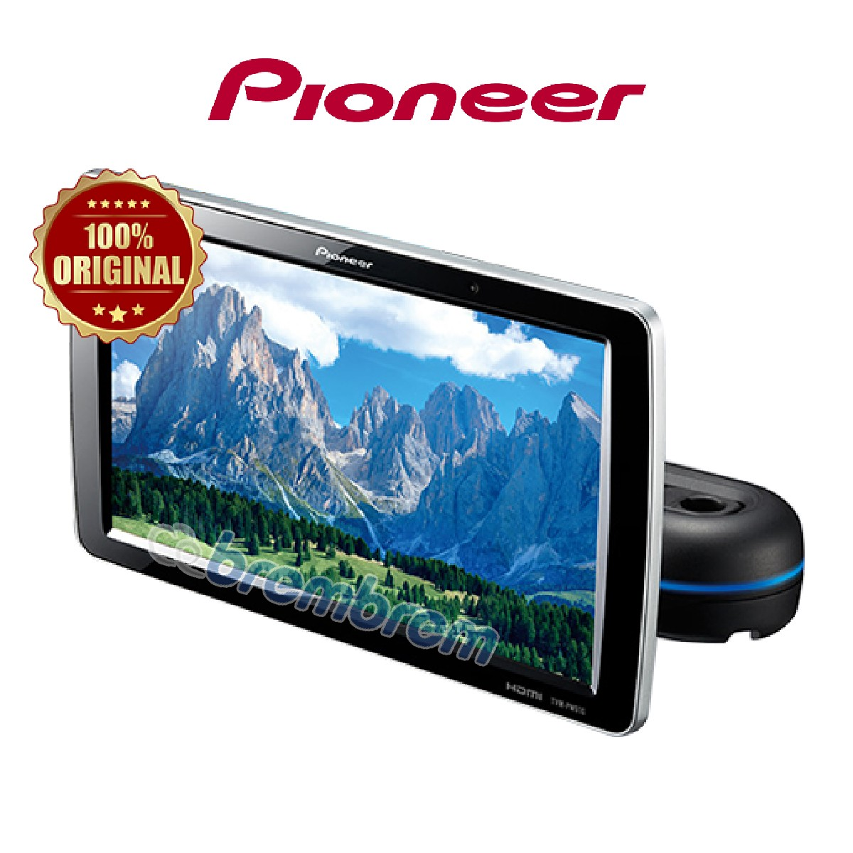 PIONEER TVM-PW910T - HEADREST MONITOR