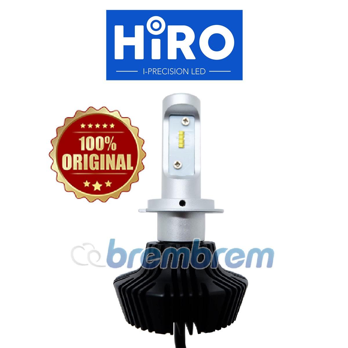 HIRO i-PRECISION H7 - LAMPU LED MOBIL