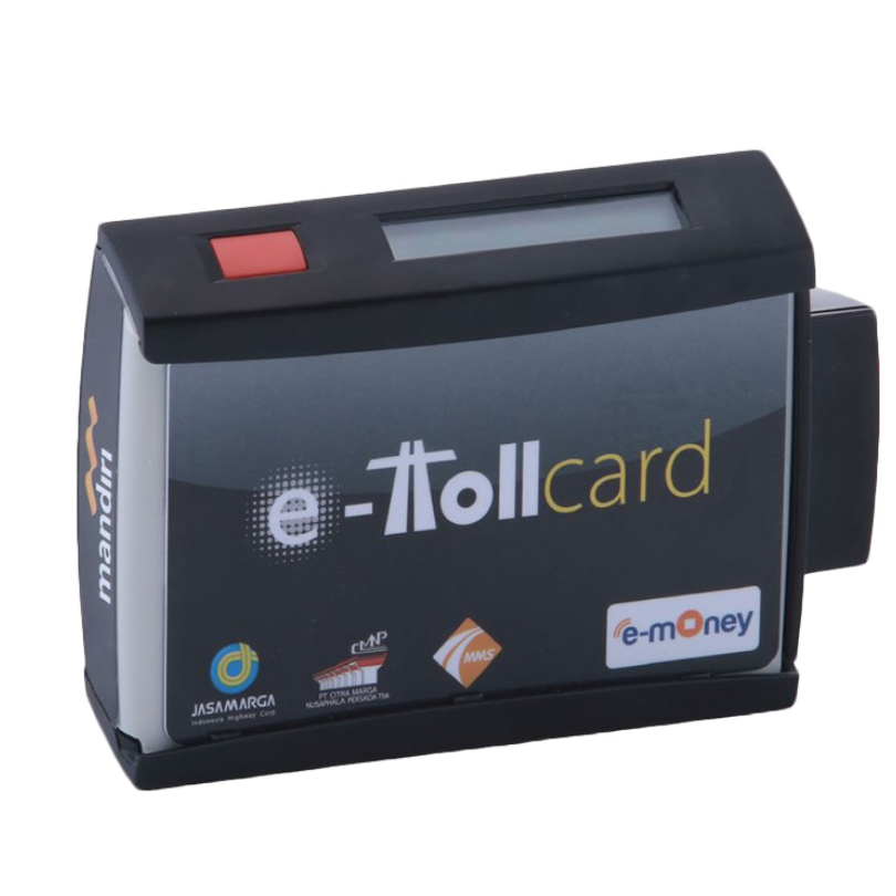 Mandiri E-Toll Pass [2016 edition] - OBU Etoll