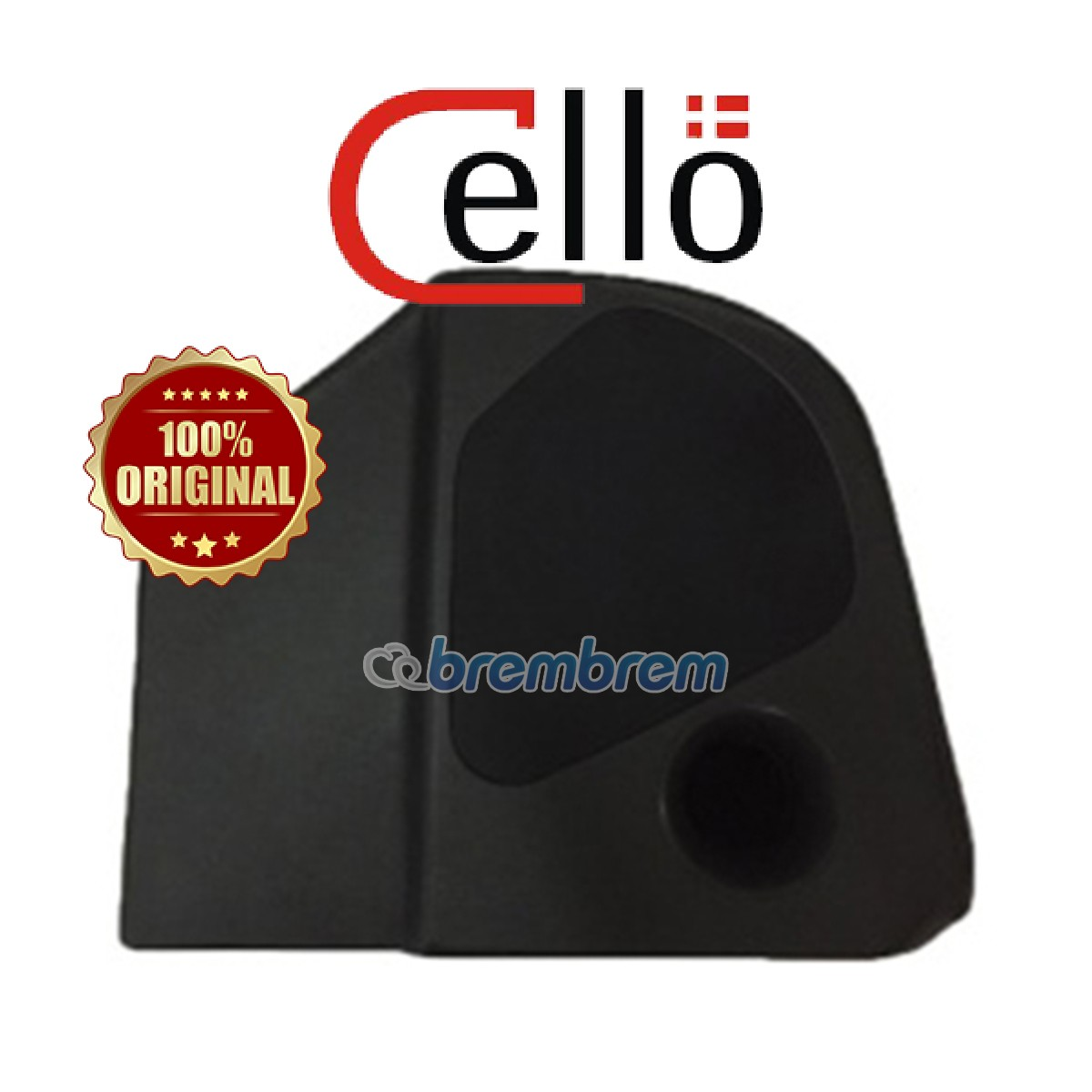 CELLO SOLUTION FOR NISSAN XTRAIL - SUBWOOFER AKTIF