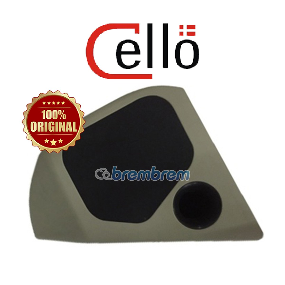 CELLO SOLUTION FOR TOYOTA INNOVA - SUBWOOFER AKTIF