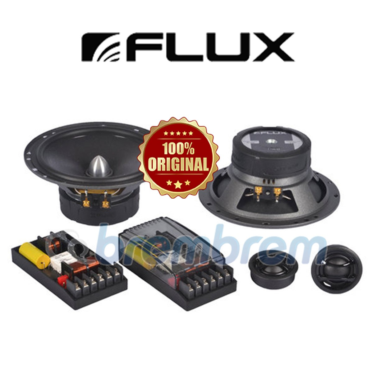 FLUX SC 261 - SPEAKER 2 WAY