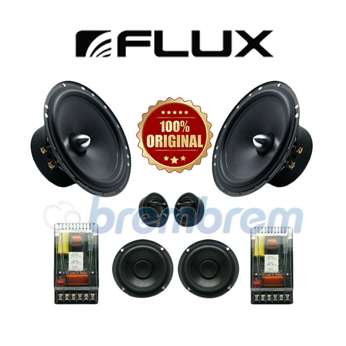 FLUX SC 361 - SPEAKER 3 WAY