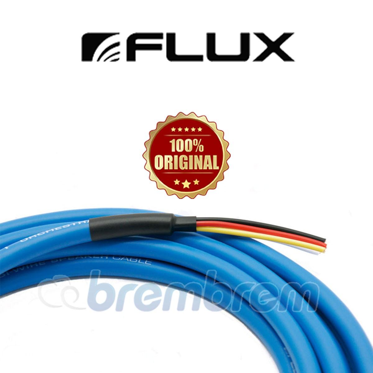 FLUX ORCHESTRA SERIES FOS 4 - KABEL SPEAKER BI WIRE (5M)