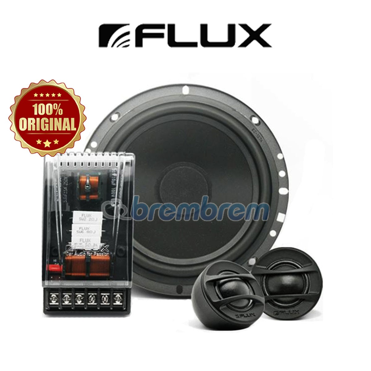 FLUX SPORTY SERIES FS 260 - SPEAKER 2 WAY