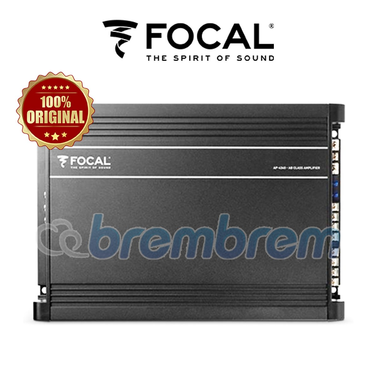 FOCAL AP 4340 - POWER 4 CHANNEL