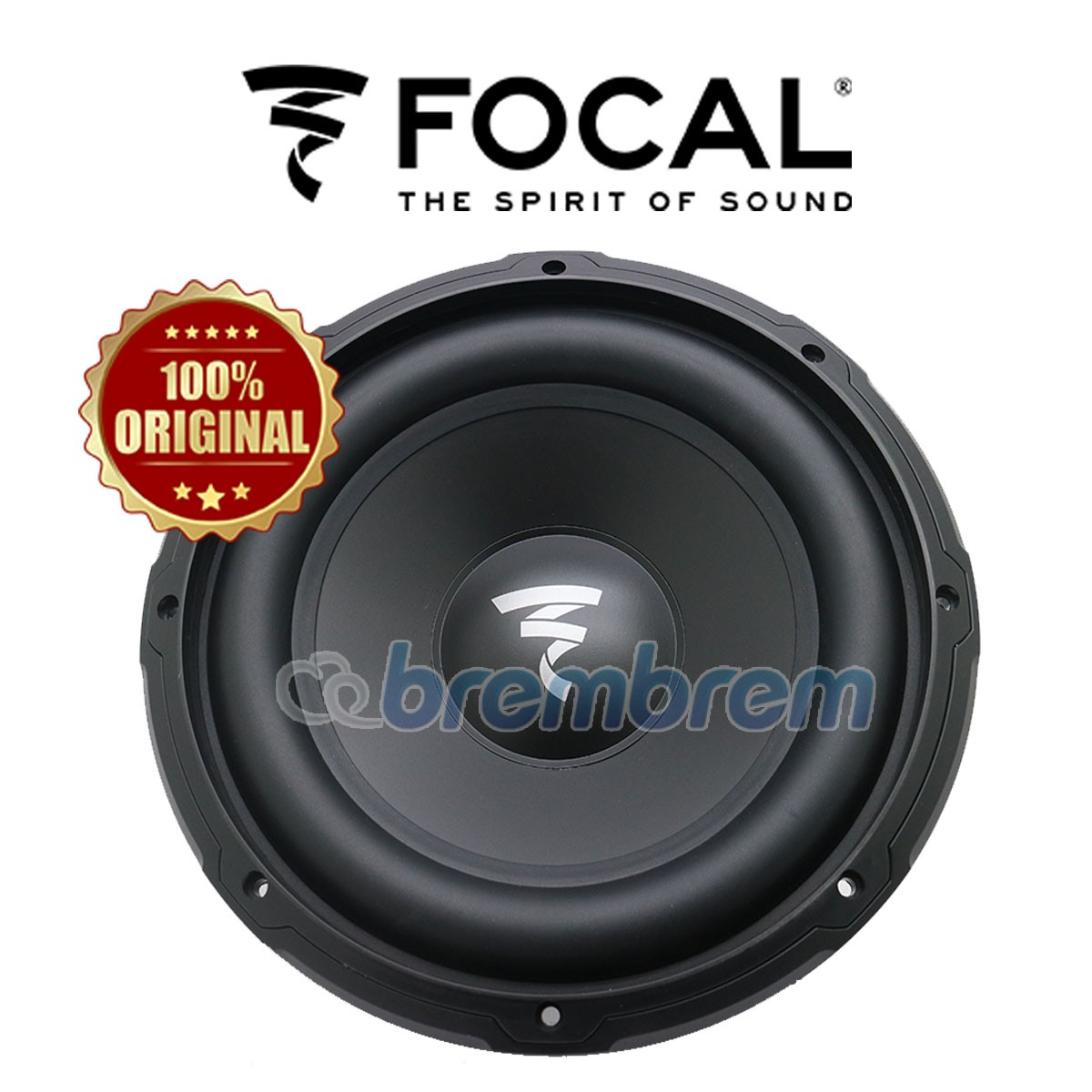 FOCAL RSB 250 - SUBWOOFER PASIF