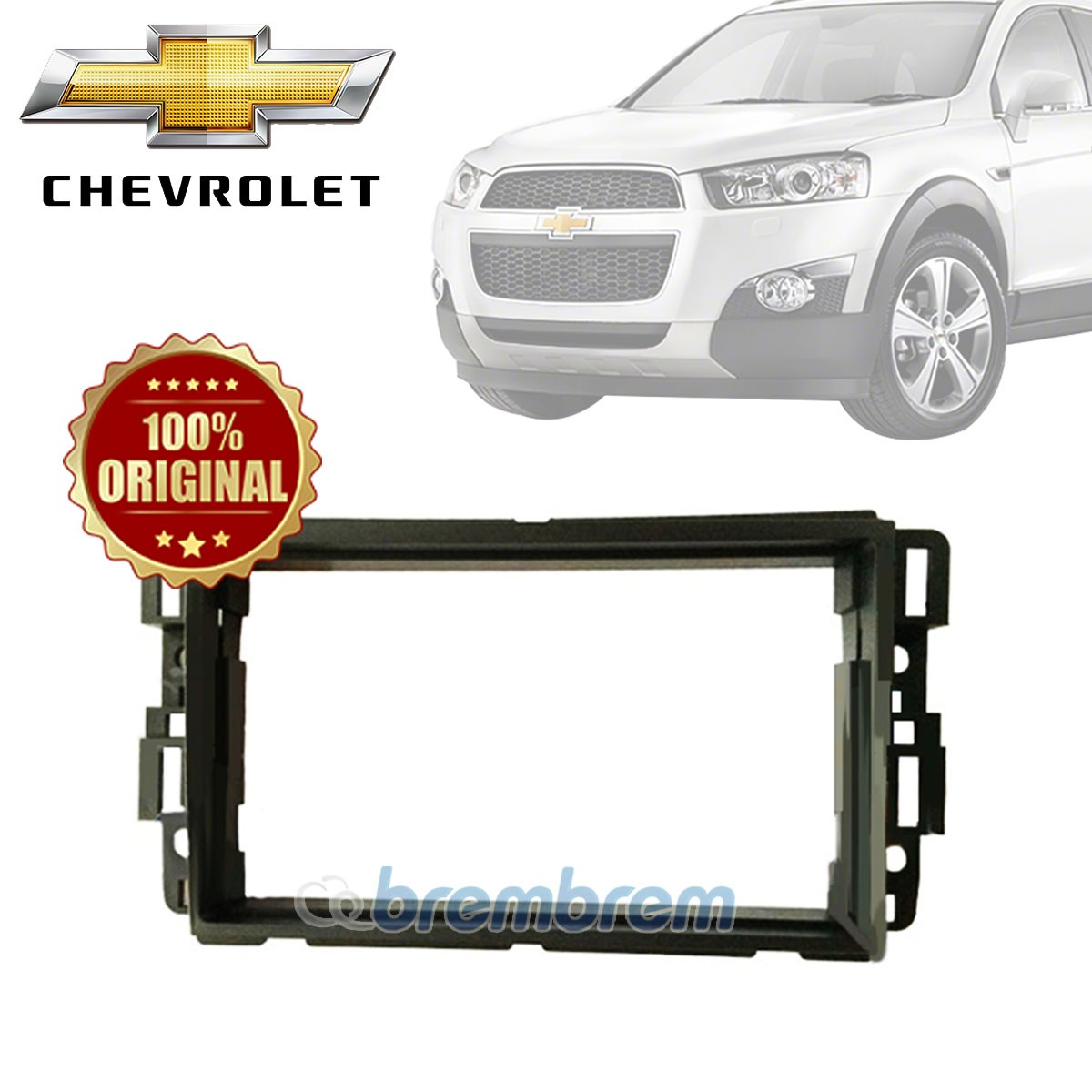 FRAME HEAD UNIT CHEVROLET CAPTIVA 2012-2014