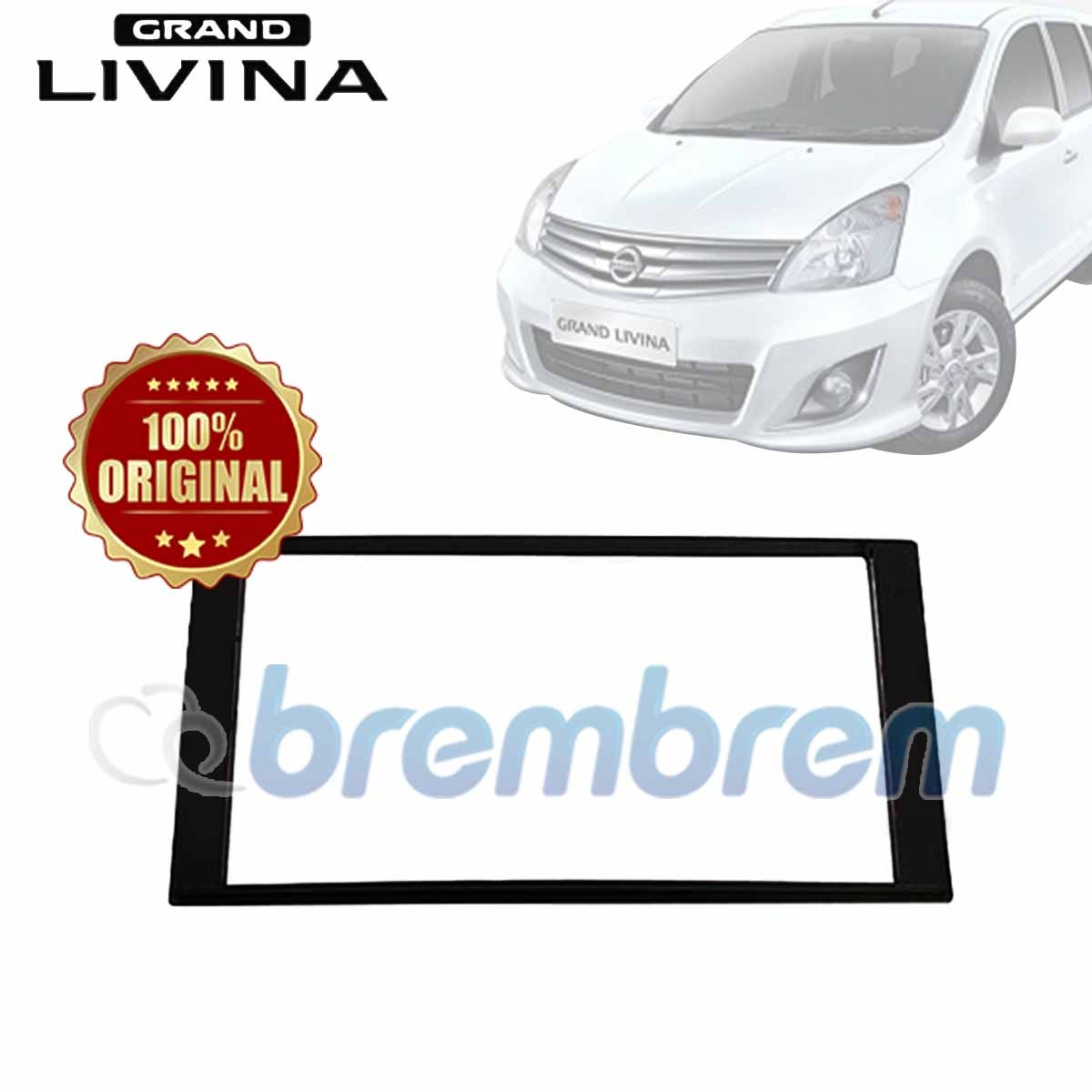FRAME HEAD UNIT NISSAN GRAND LIVINA 2013
