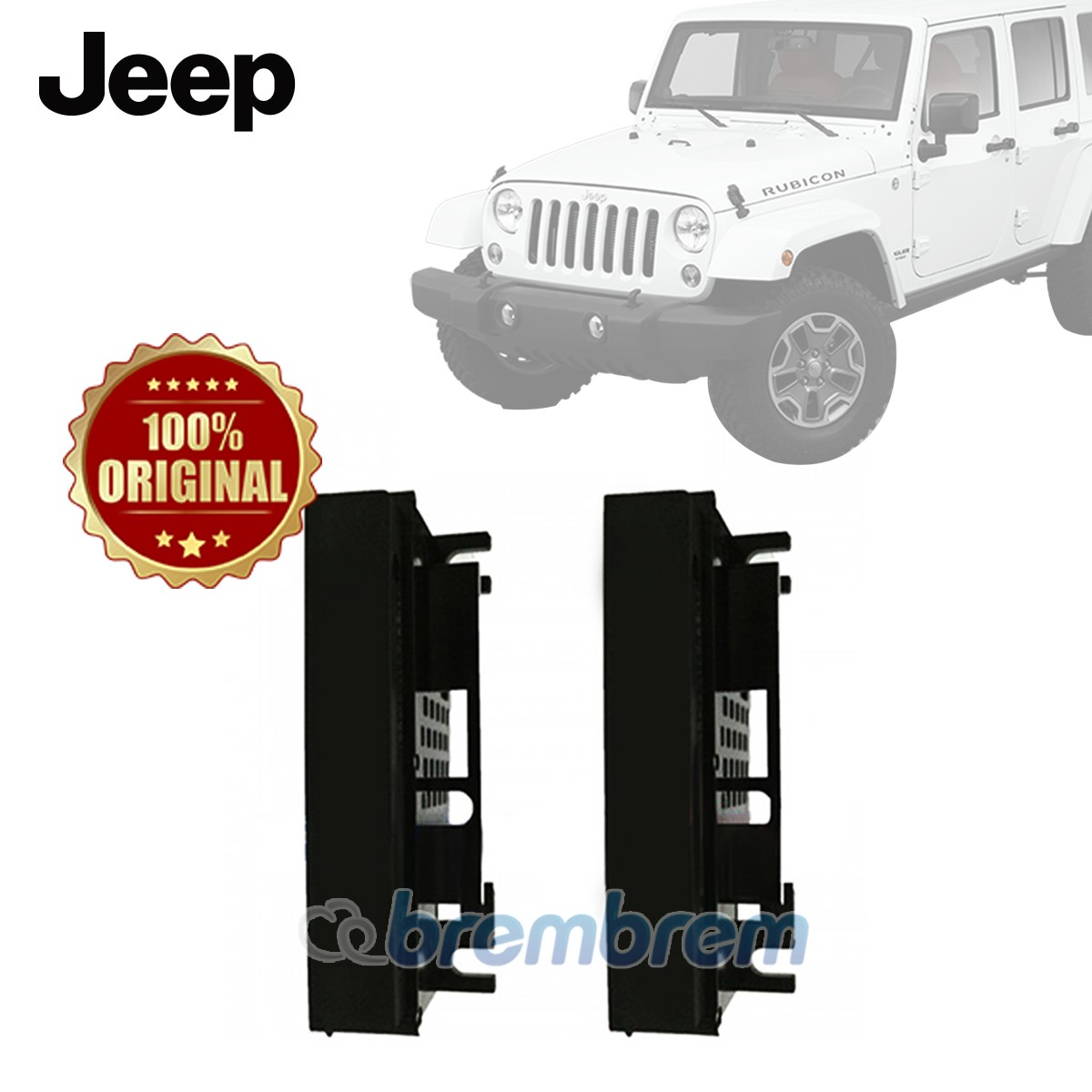 FRAME HEAD UNIT JEEP WRANGLER 2010-2014 (PREORDER)