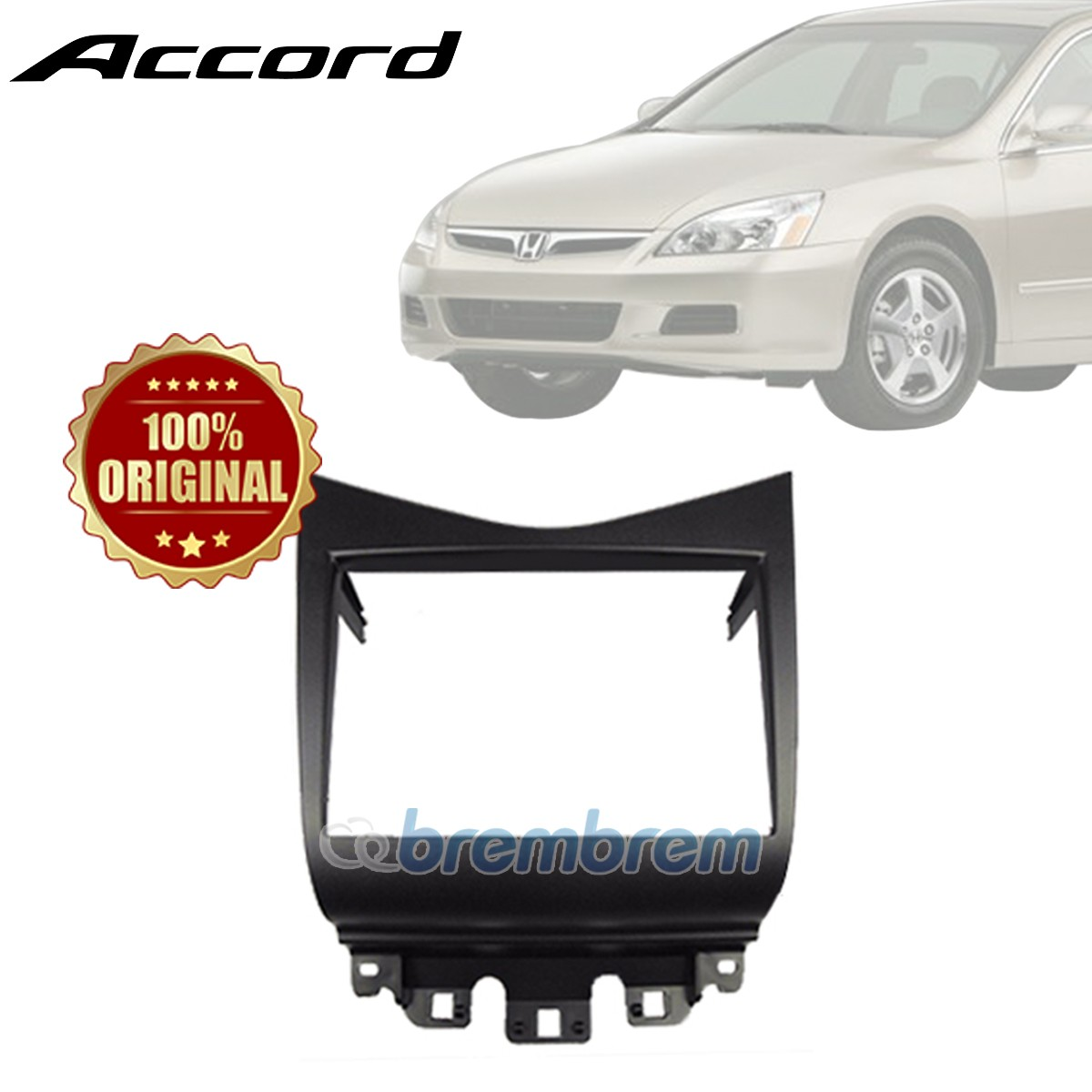 FRAME HEAD UNIT HONDA ACCORD 2007