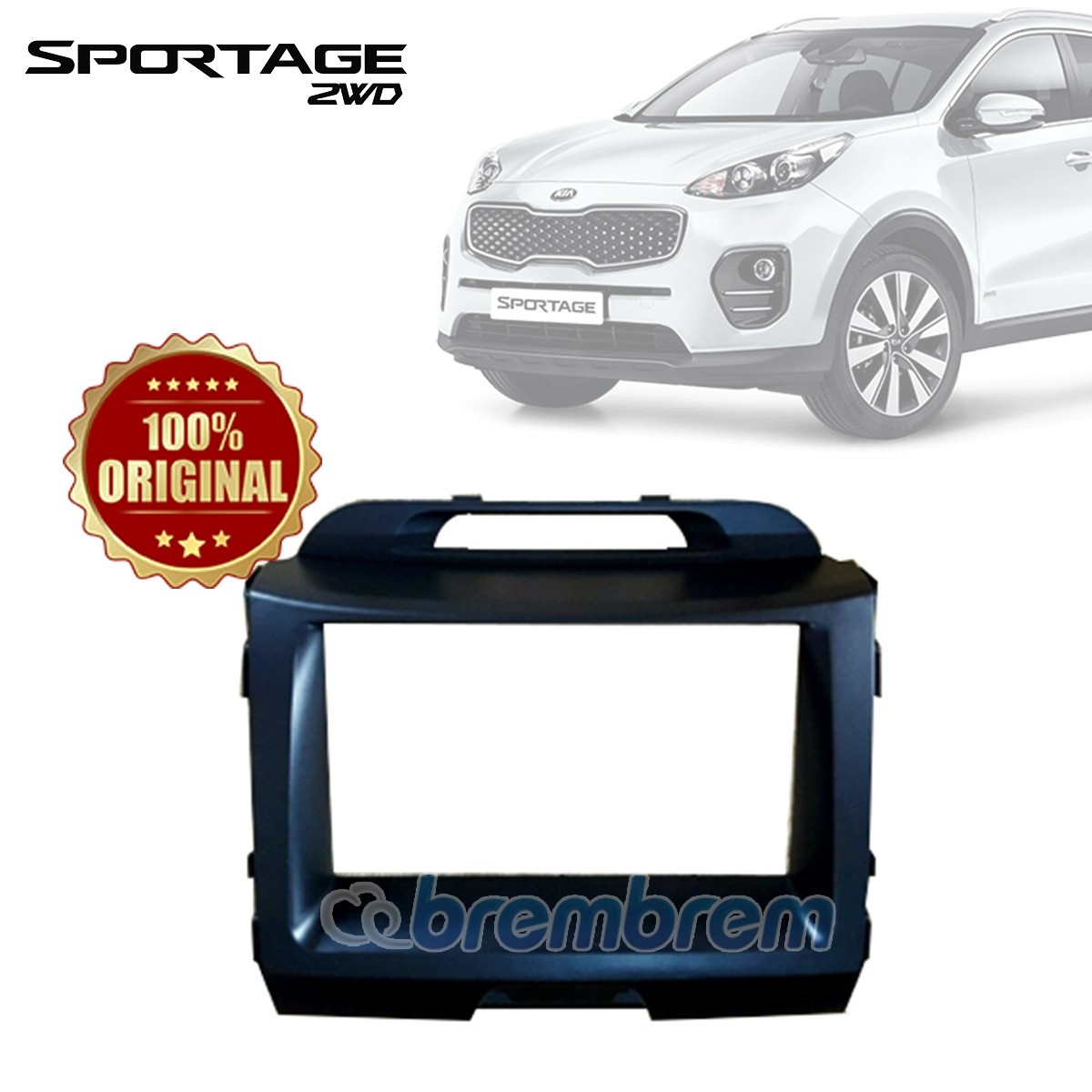 FRAME HEAD UNIT KIA SPORTAGE