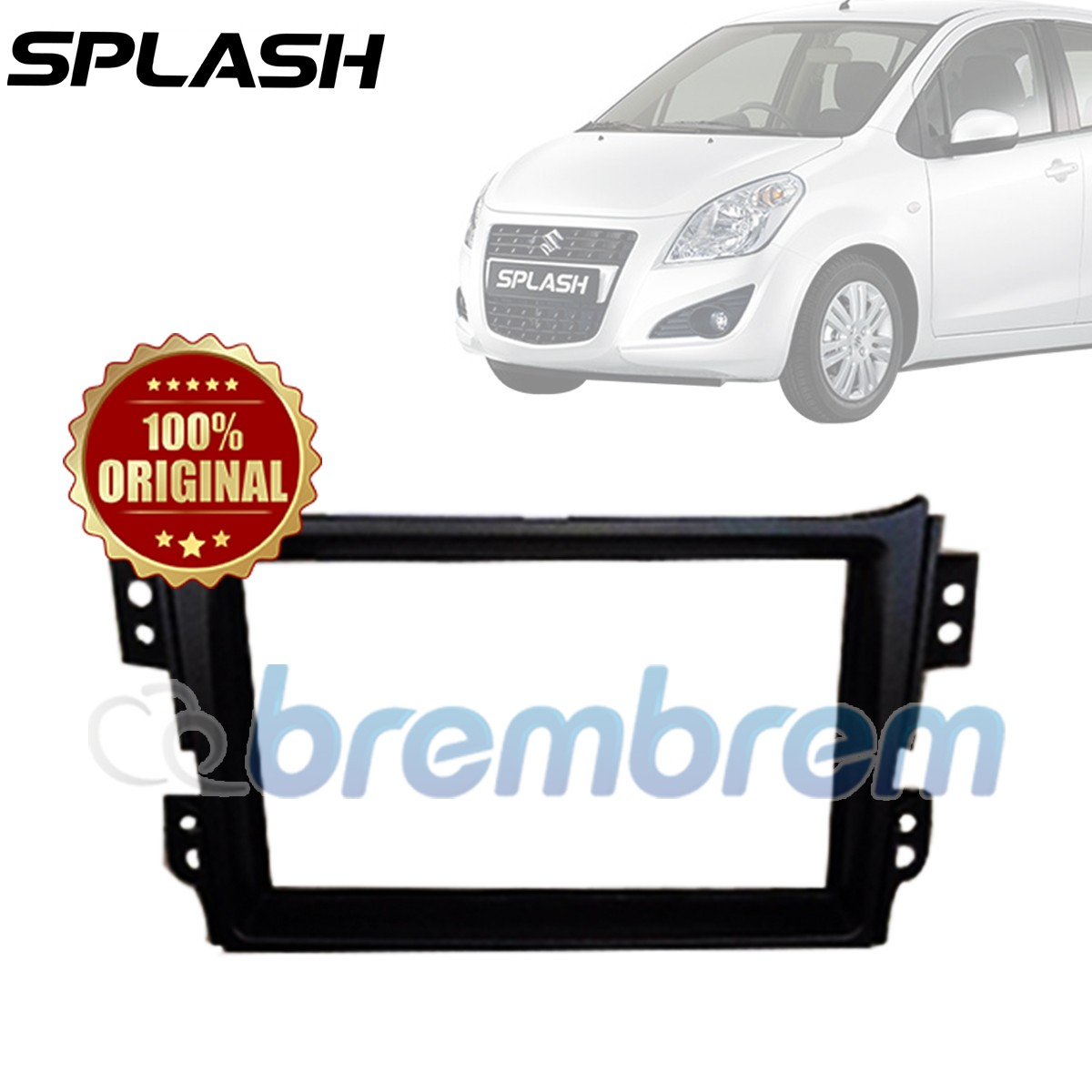FRAME HEAD UNIT SUZUKI SPLASH