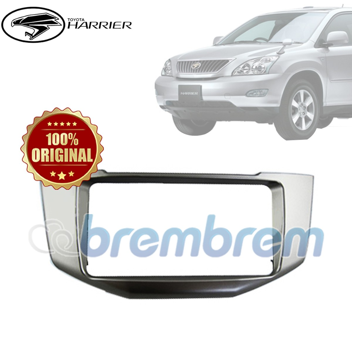 FRAME HEAD UNIT TOYOTA HARRIER 2003-2013