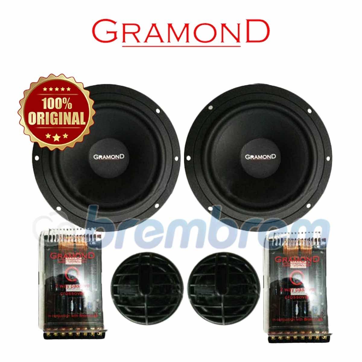 GRAMOND R1 - SPEAKER 2 WAY