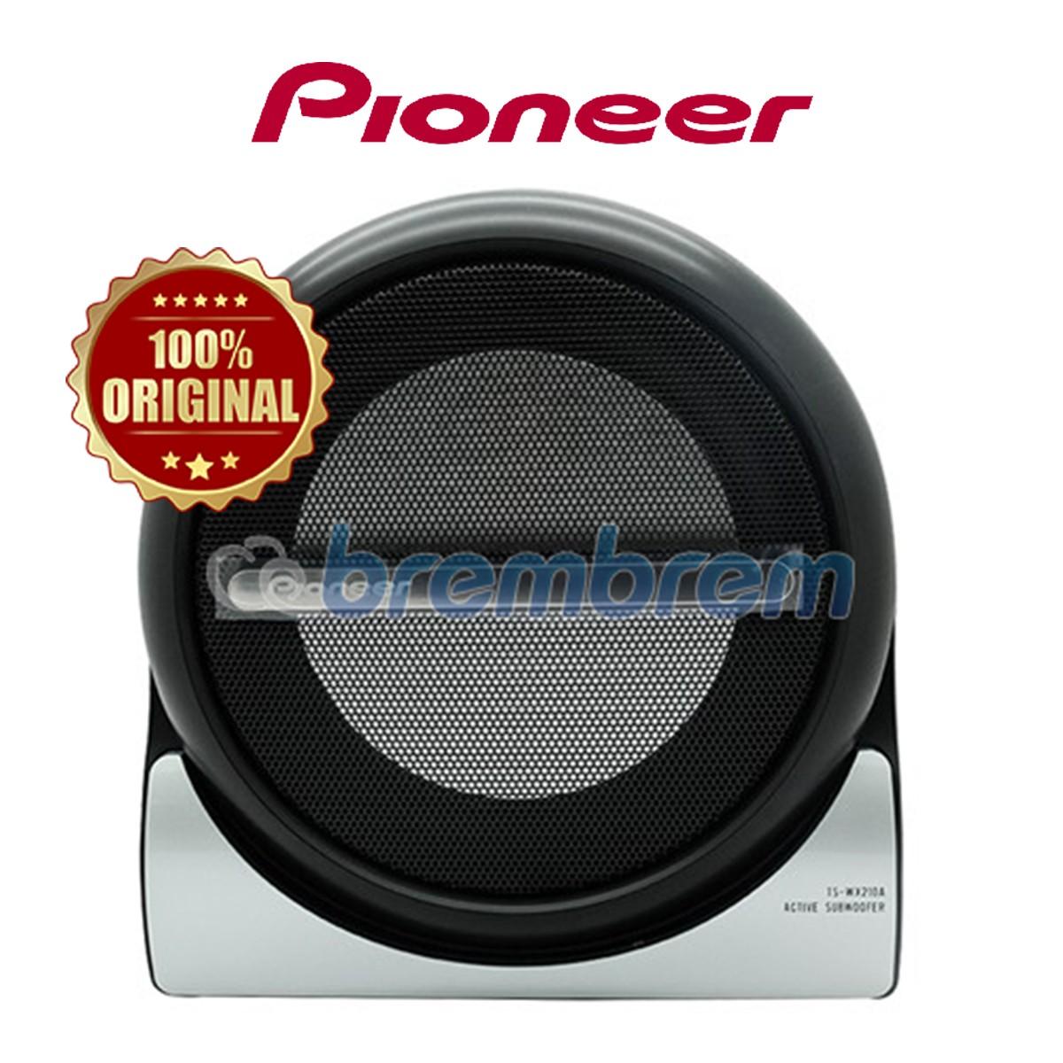 PIONEER TS WX210A - SUBWOOFER AKTIF