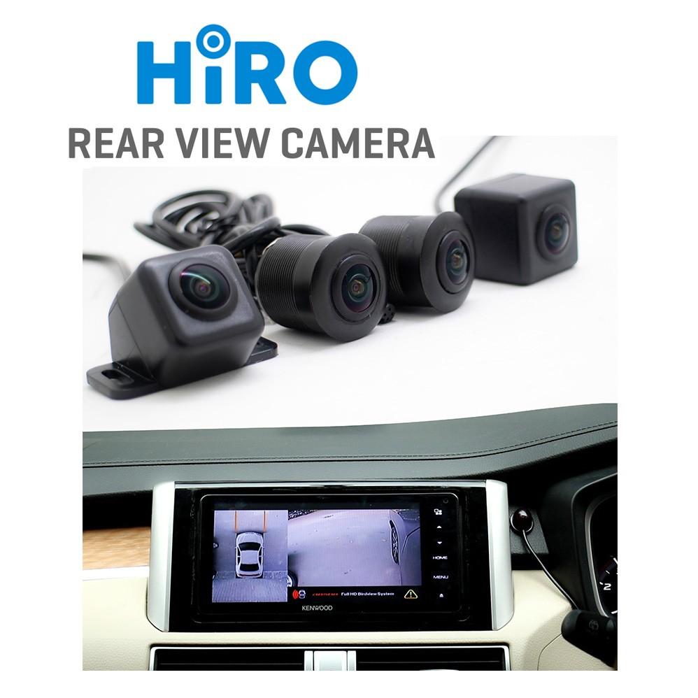 HIRO 360 FULL HD - KAMERA MUNDUR 2D
