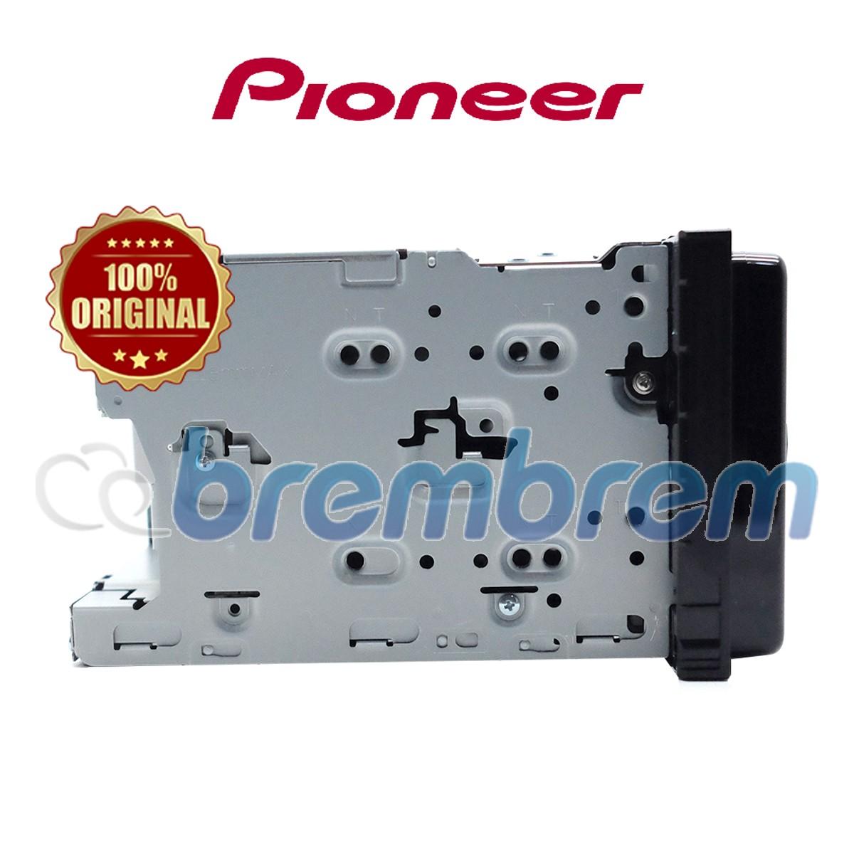 PIONEER AVH-ZL5150BT - HEADUNIT DOUBLE DIN