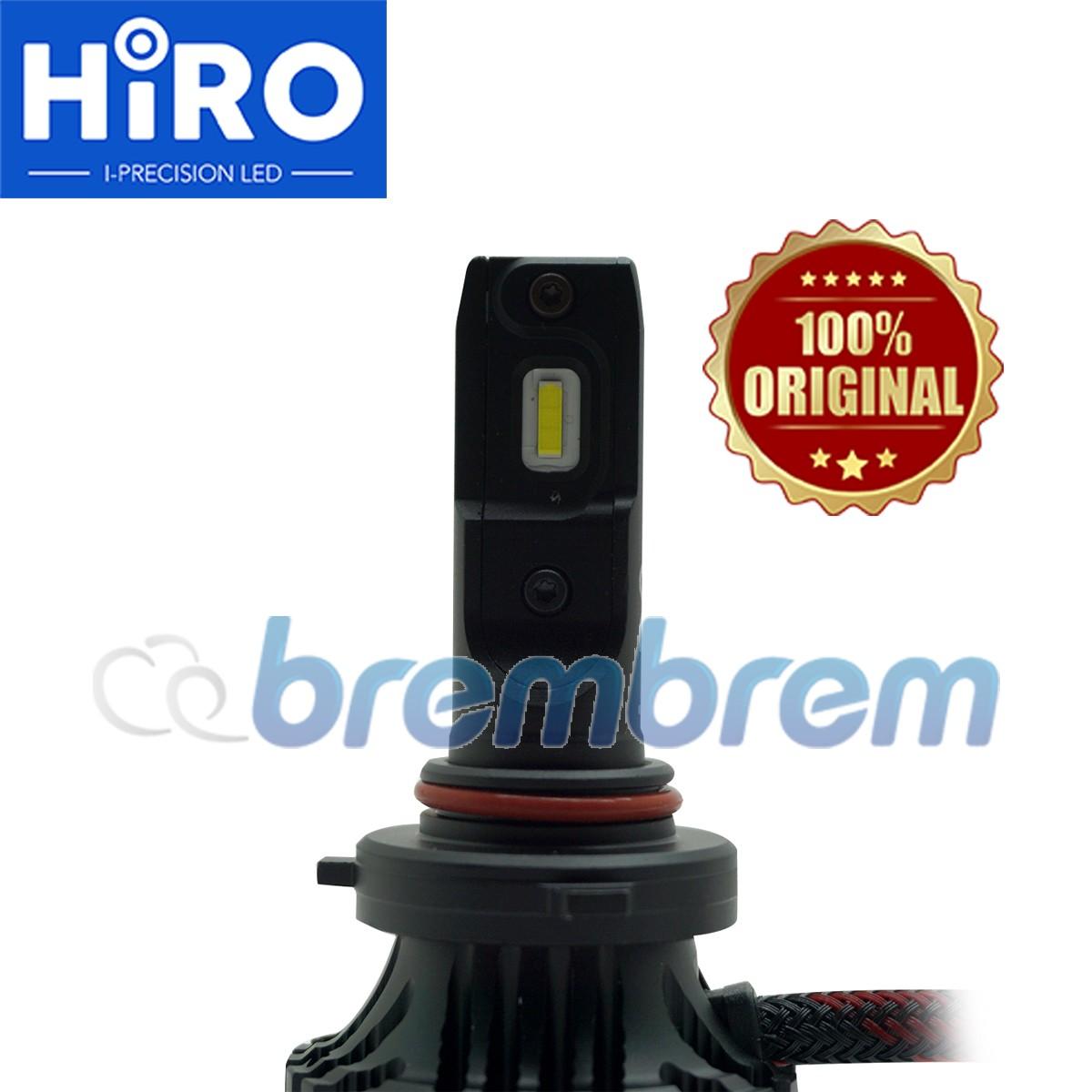 HIRO i-PRECISION HB3 (9005) - LAMPU LED MOBIL