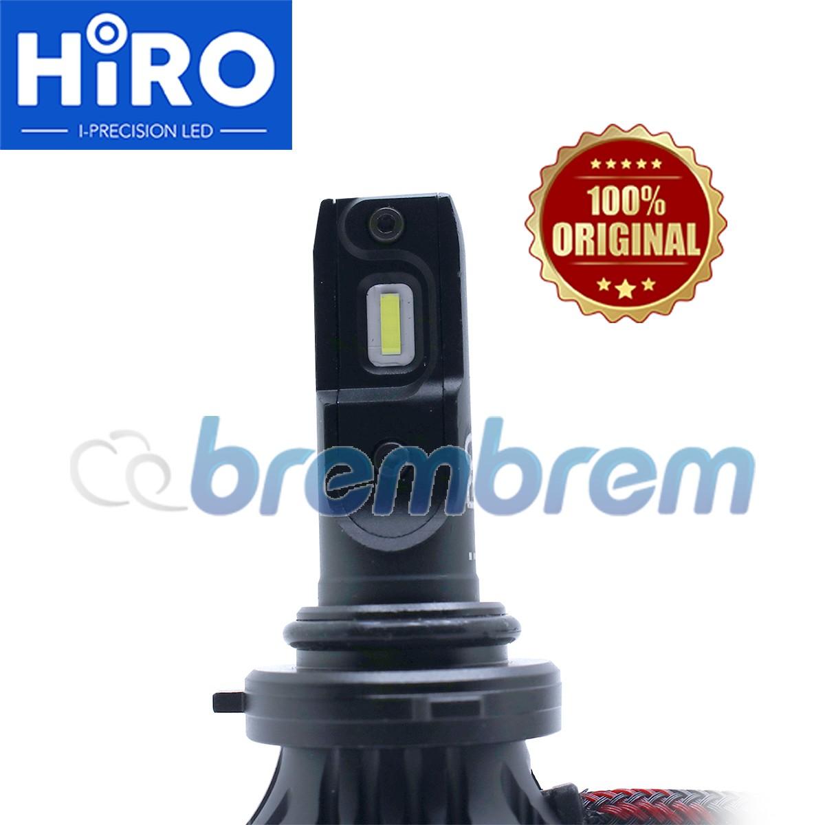 HIRO i-PRECISION HB4 (9006) - LAMPU LED MOBIL