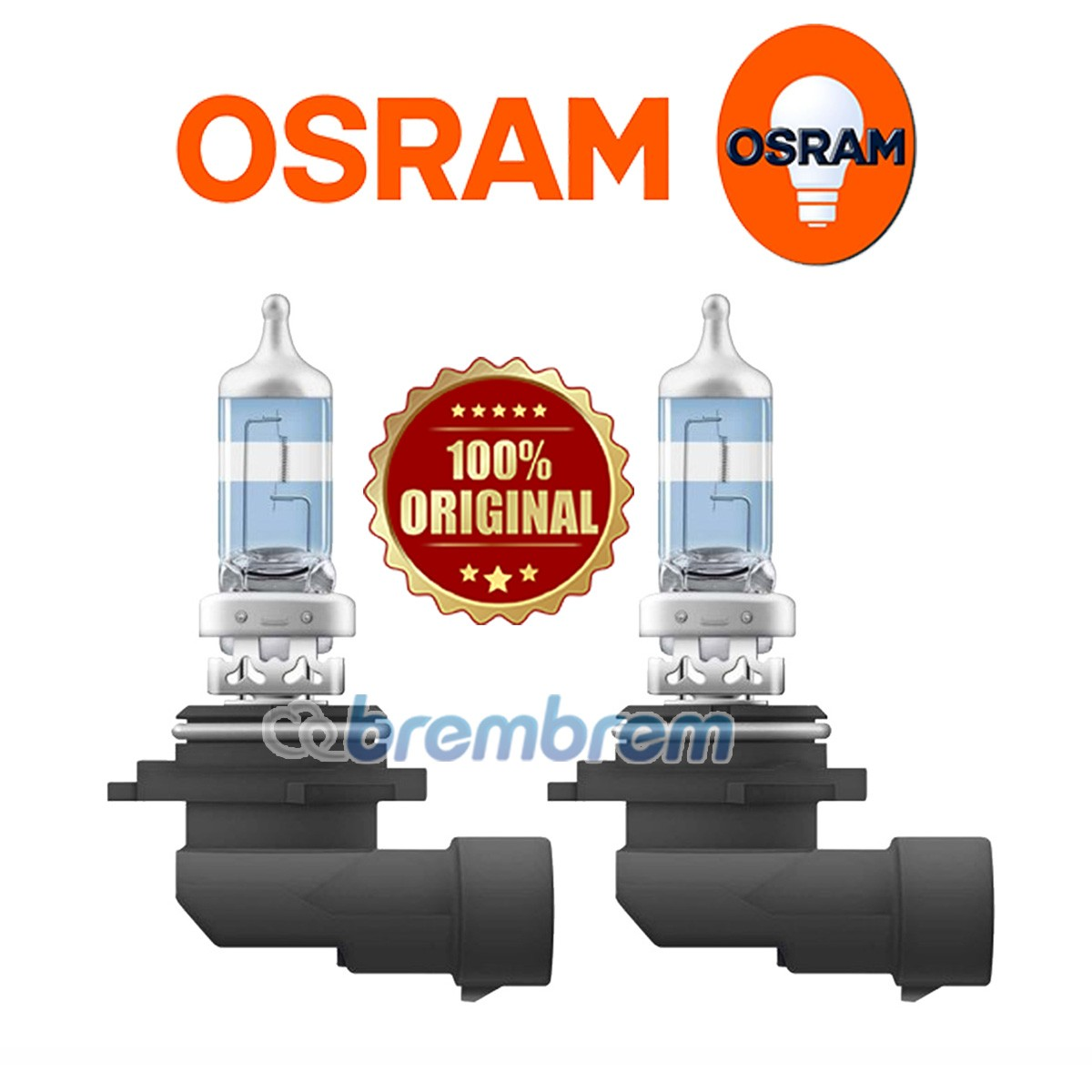 OSRAM NIGHT BREAKER UNLIMITED HB4 - LAMPU HALOGEN