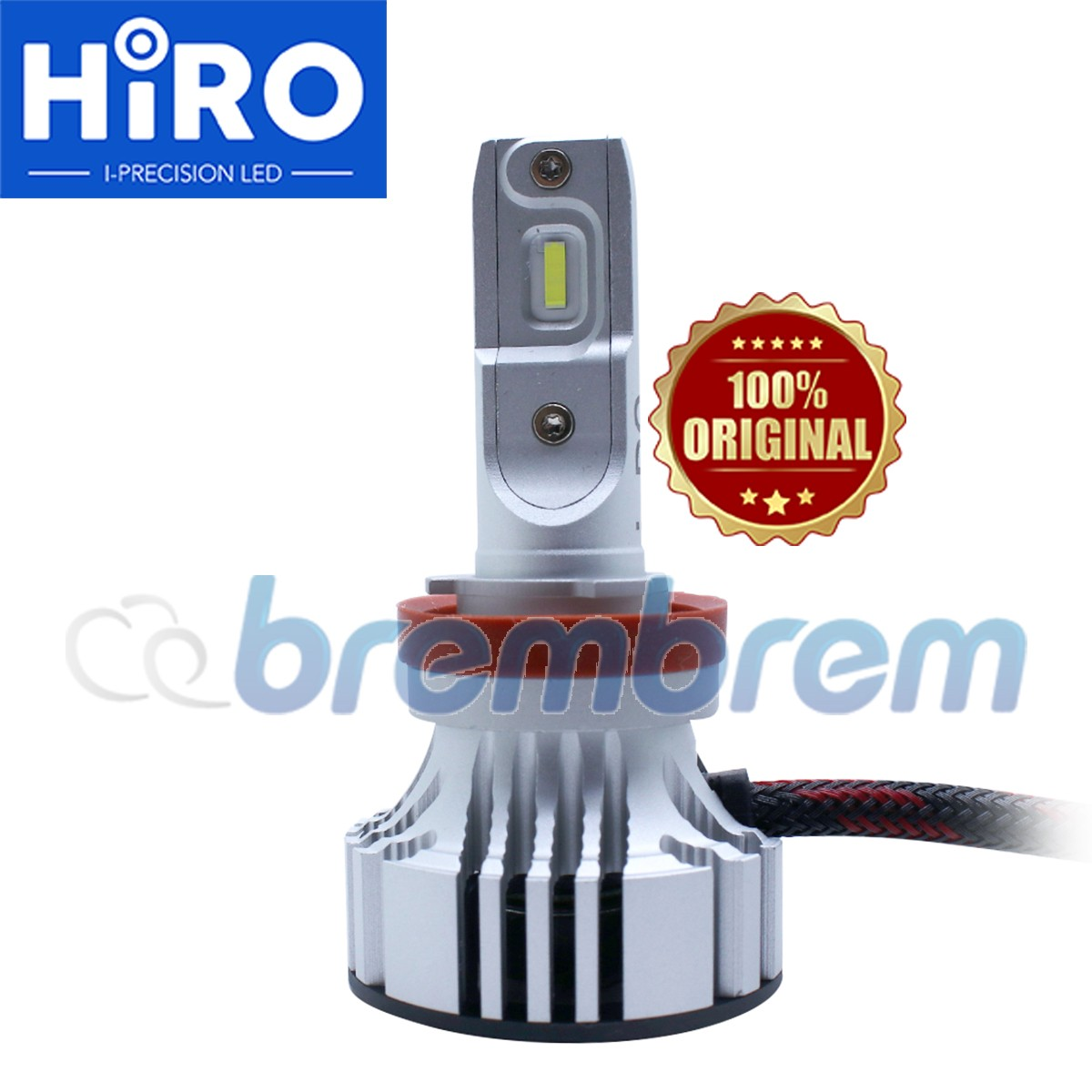 HIRO i-PRECISION H11 DUAL COLOR - LAMPU LED MOBIL