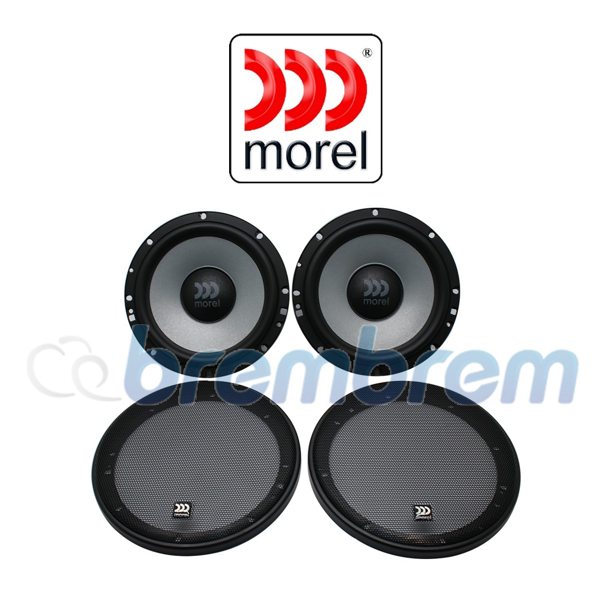 MOREL MAXIMO ULTRA 602 - SPEAKER 2 WAY