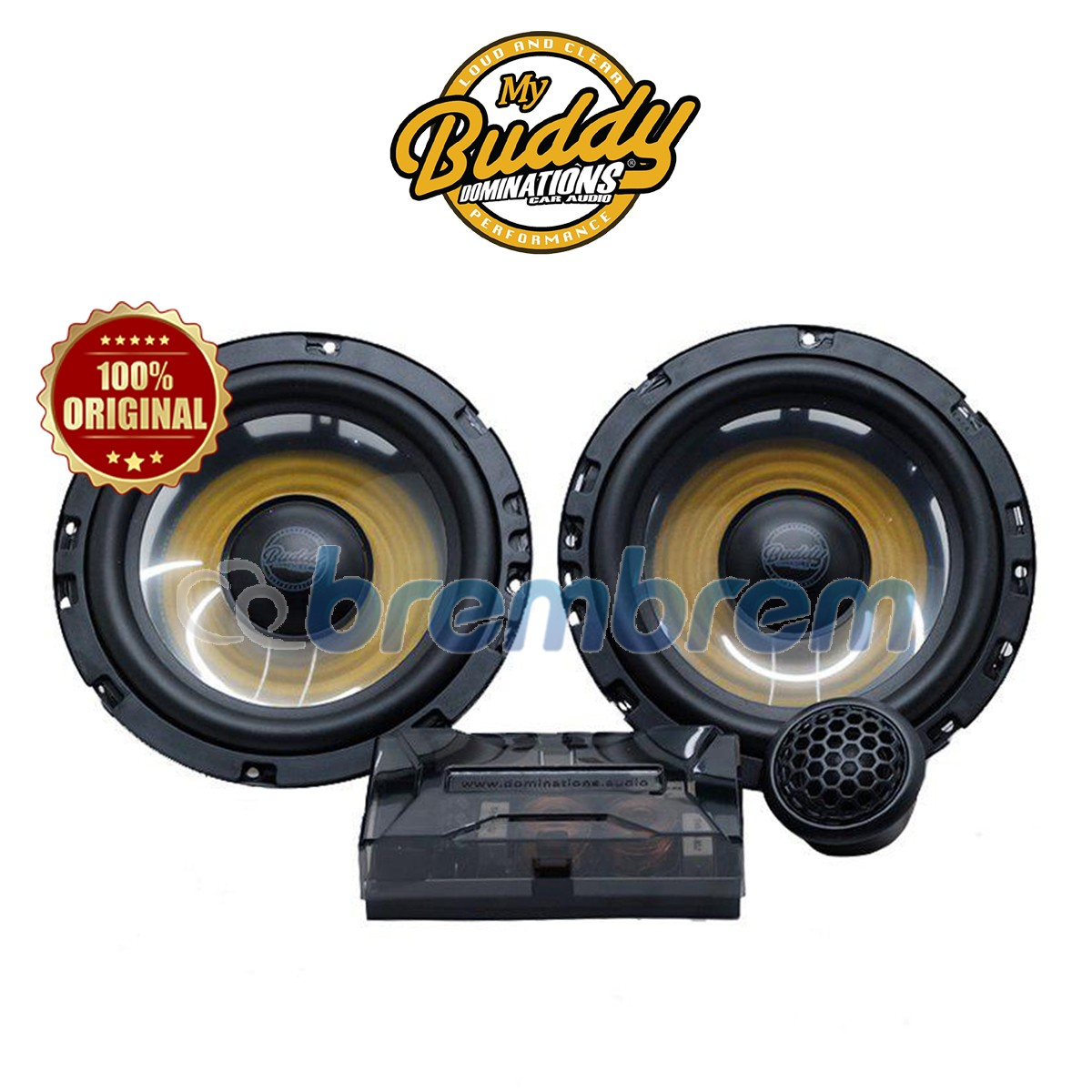 DOMINATIONS BUD 6B - SPEAKER 2 WAY