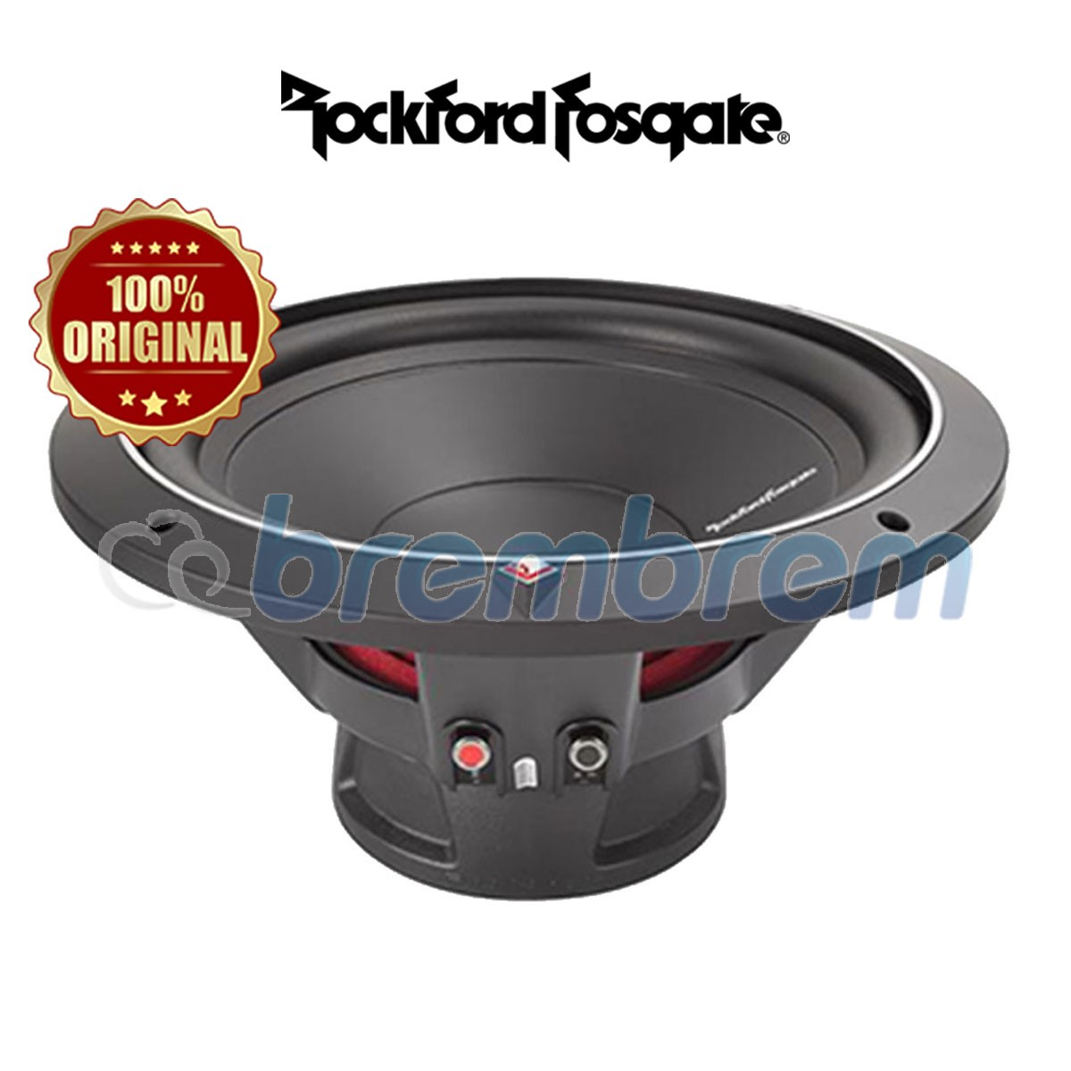 ROCKFORD FOSGATE P1S4-12 - SUBWOOFER PASIF 12 INCH