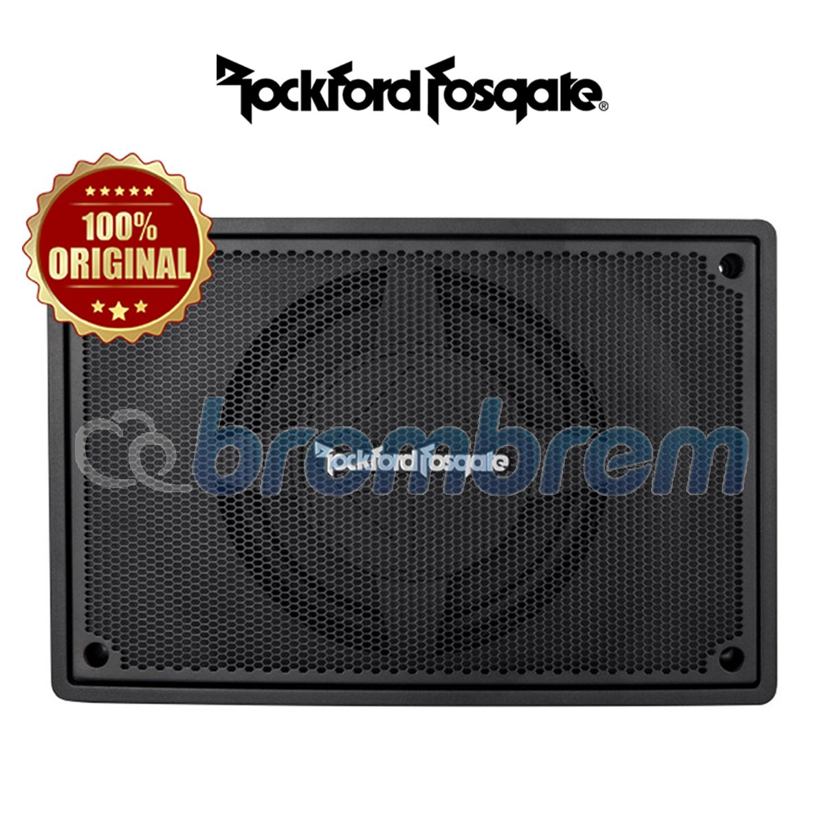 ROCKFORD FOSGATE PS8 - SUBWOOFER AKTIF [REKOMENDASI]