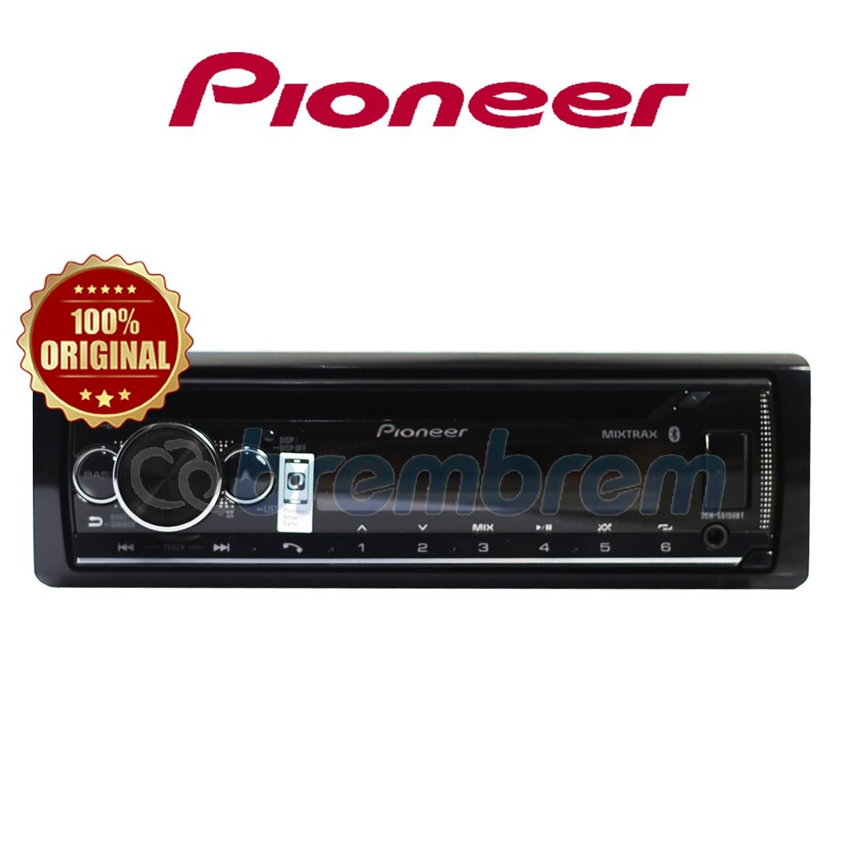 PIONEER DEH S5150BT - HEADUNIT 1 DIN