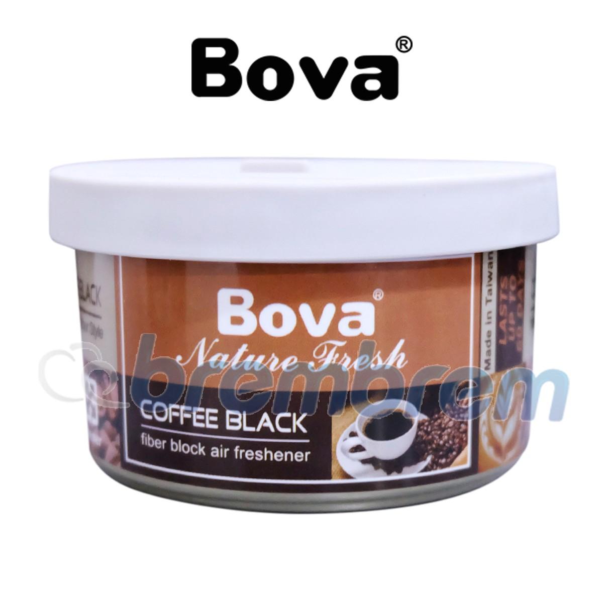 BOVA NATURE FRESH COFFEE BLACK - PENGHARUM MOBIL