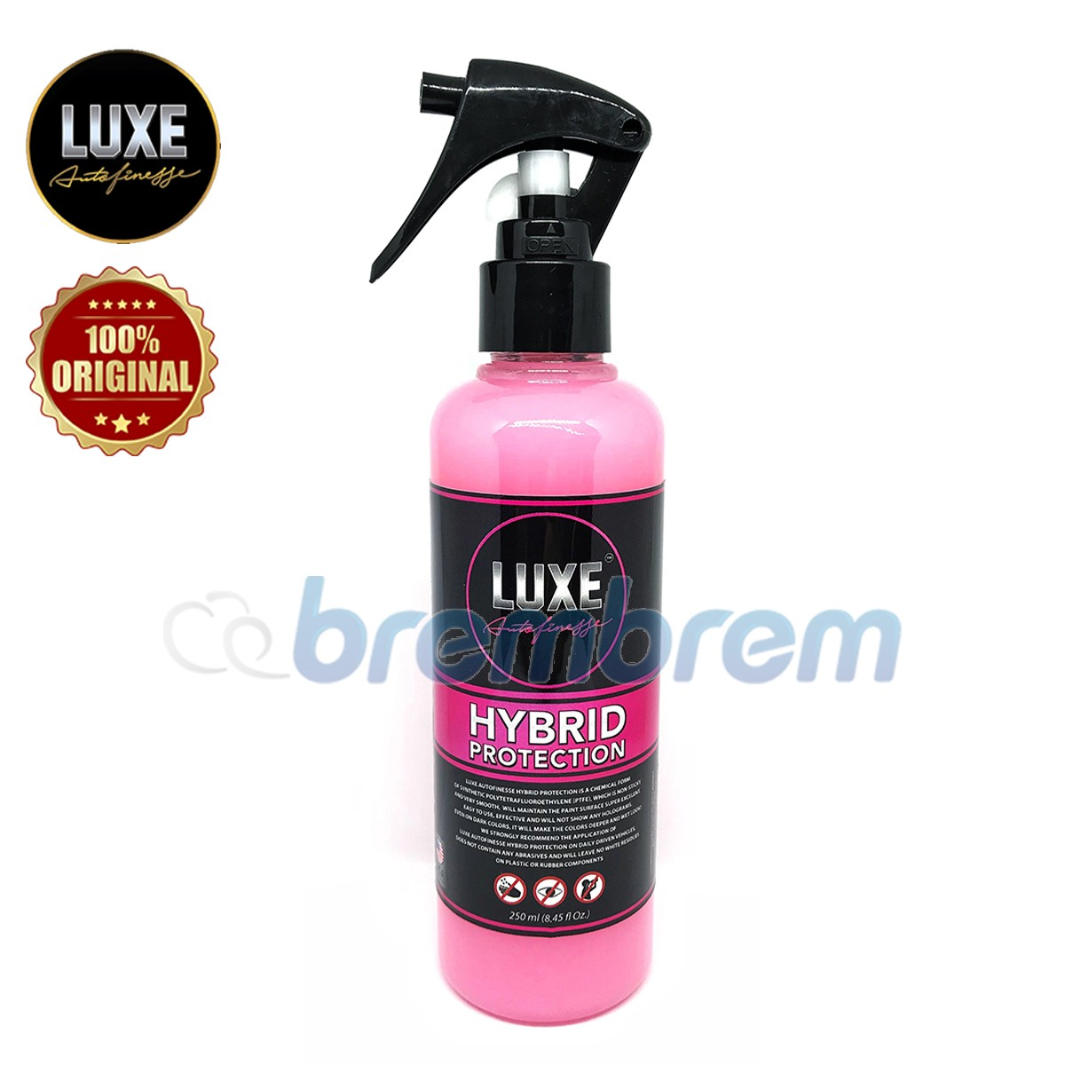 LUXE AUTOFINESSE HYBRID PROTECTION - PEMBERSIH EKSTERIOR MOBIL