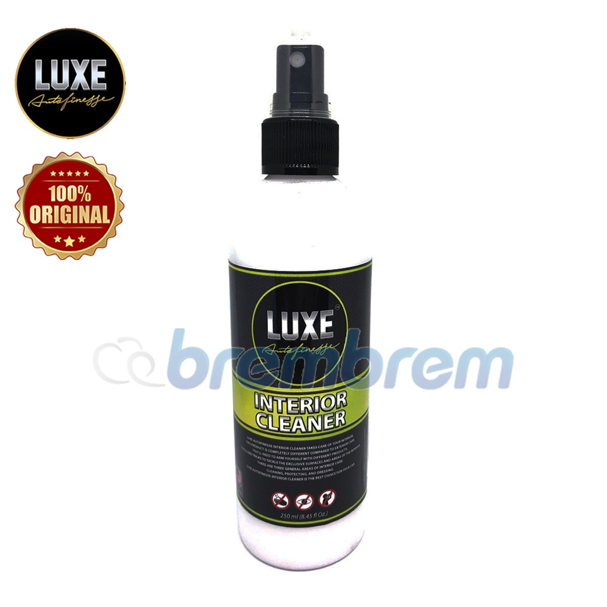 LUXE AUTOFINESSE INTERIOR CLEANER