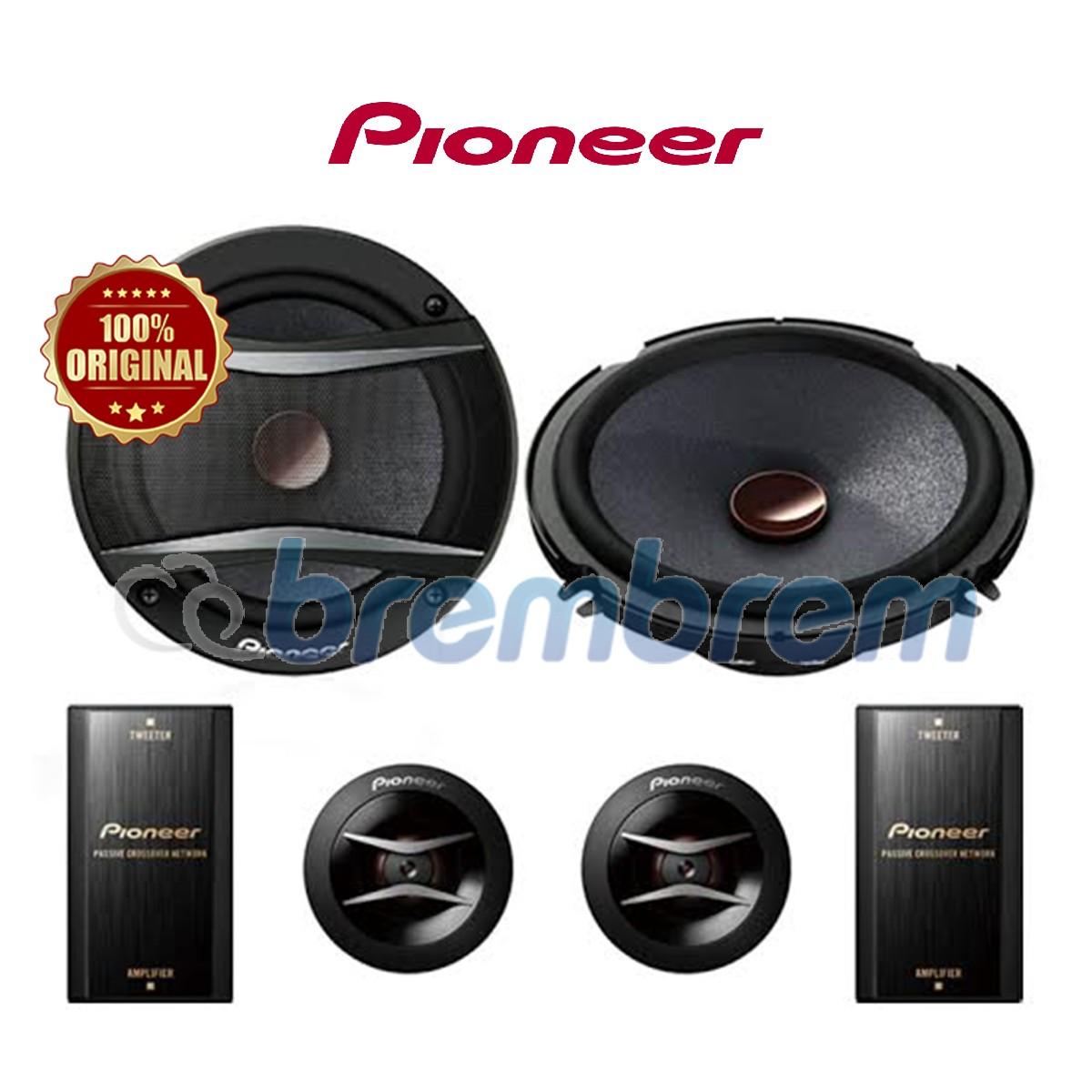 PIONEER TS A1606C - SPEAKER 2 WAY