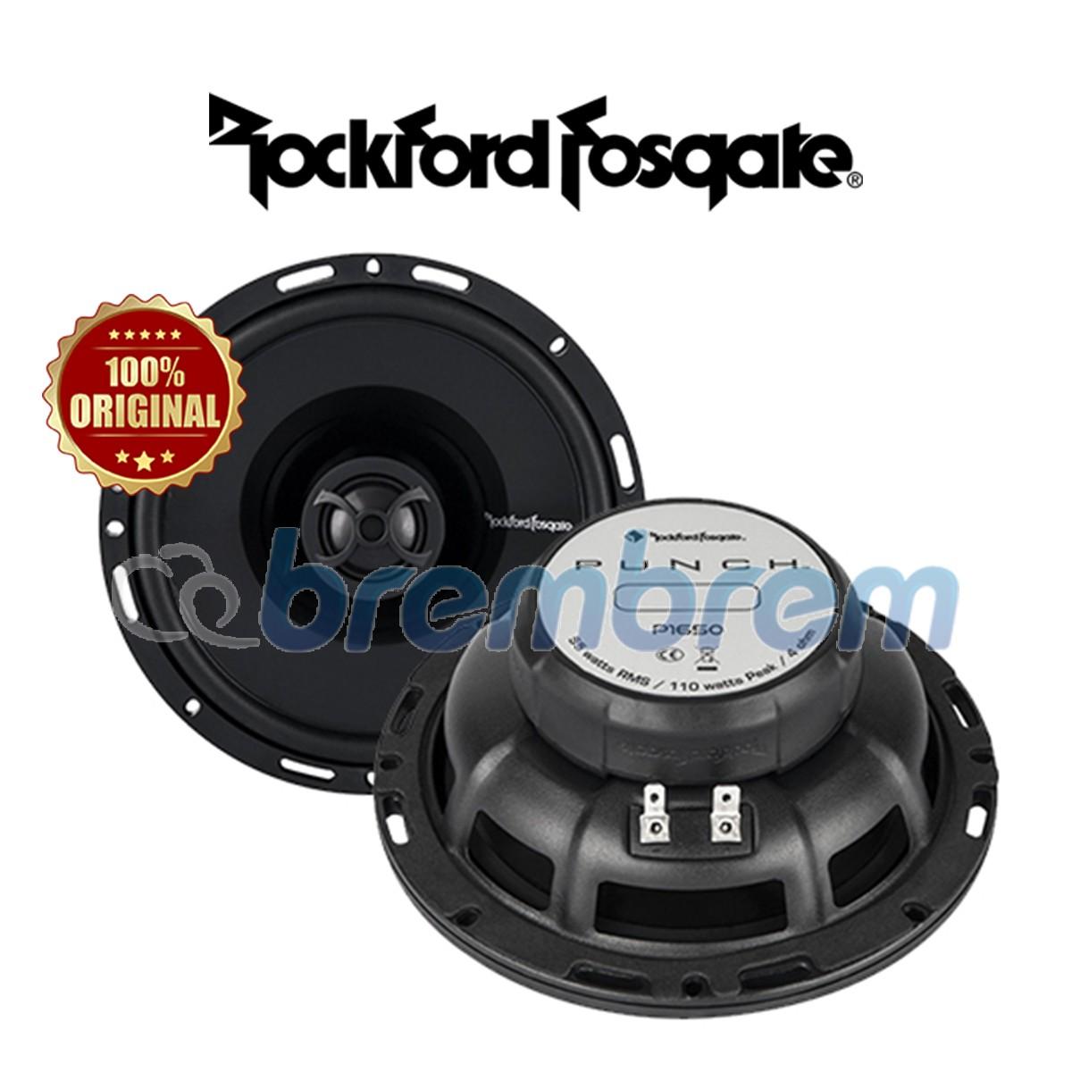 ROCKFORD FOSGATE P1650 - SPEAKER COAXIAL