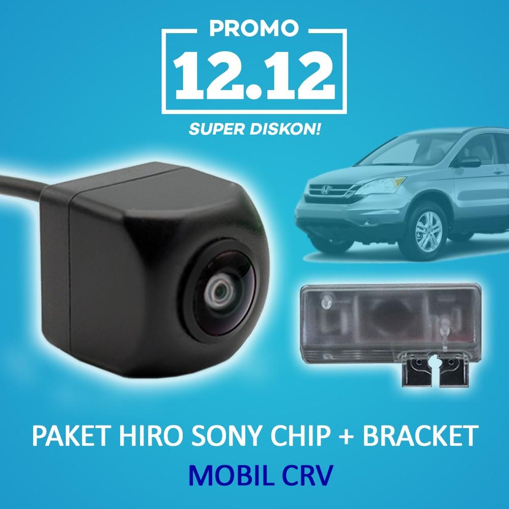 HARBOLNAS 12.12 | KAMERA MUNDUR HIRO SONY HD CHIP HONDA CRV