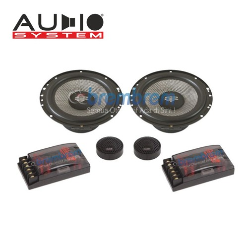 AUDIO SYSTEM R 165 EVO - SPEAKER 2 WAYS