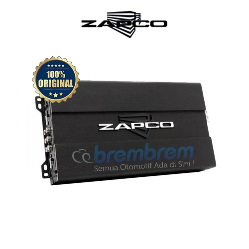 ZAPCO ST-4X P - POWER 4 CHANNEL
