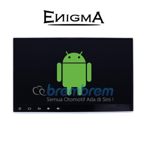 ENIGMA EG 1018 - HEAD UNIT 2DIN ANDROID UNIVERSAL 10 INCH