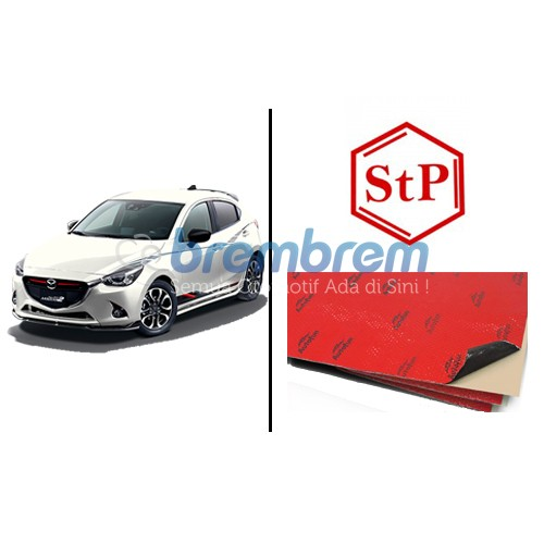 PAKET PEREDAM STP 1 REGULAR FULL SMALL CAR